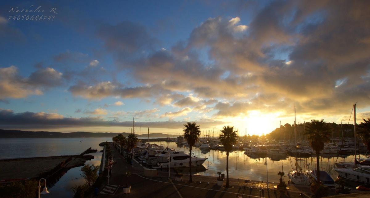 Du côté de Cavalaire-sur-mer ...