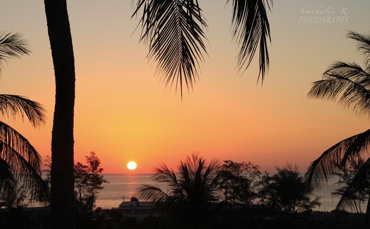 Sous le soleil .... de Thaïlande !